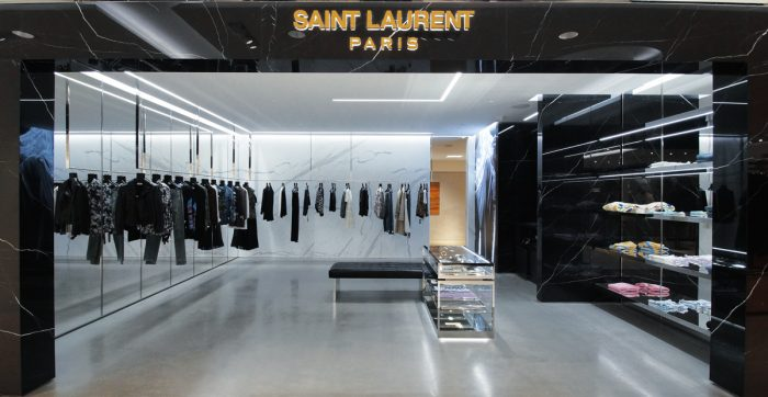 Saint Laurent Apparel