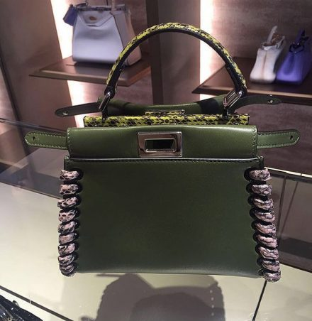 Fendi-Peekaboo-Bag-with-Python-Stitches